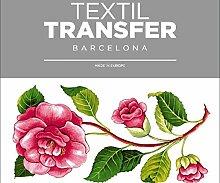 Aufkleber Für die Textil -, Bier - 10x5 Cm,