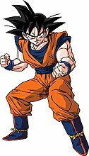 Aufkleber für Kinder Manga Dragon Ball Z DBZ Referenznr. 9523, Hauteur 160cm