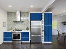 Aufkleber für Küchenschränke 63x500cm GLANZ -