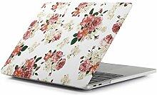 Aufkleber für Laptop Mode Laurel Blumenmuster