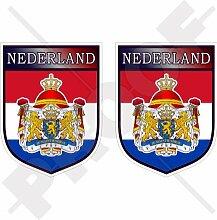 Aufkleber für Stoßstangenaufkleber, Holland,