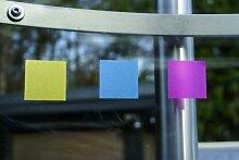 Aufkleber Glas-Auflaufschutz, leicht