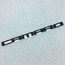 Aufkleber Glas Camaro Autoaufkleber auf der