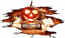 Aufkleber Halloween Partydekoration Fensterbilder