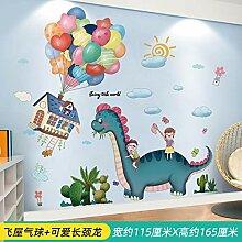 Aufkleber kreative Tierwandaufkleber Kinderzimmer