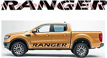Aufkleber passend für Ford Ranger