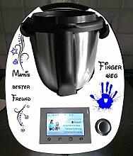Aufkleber passend für Thermomix TM 5 Mamis bester