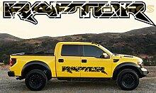 Aufkleber-Set kompatibel mit Ford Raptor