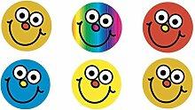 Aufkleber Solution Round Mini Smiley
