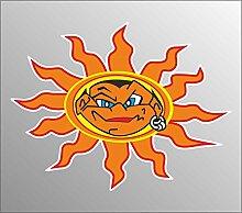 Aufkleber - Sticker 46 Valentino Rossi Sole Moto