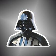 Aufkleber - Sticker Darth Vader Star Wars Comics