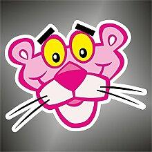 Aufkleber - Sticker Der rosarote Panther Comics