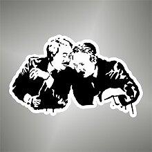 Aufkleber - Sticker Falcone Borsellino sticker