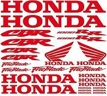 Aufkleber Sticker Honda CBR 1000RR Ref: moto-038 ro