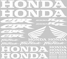 Aufkleber Sticker Honda CBR 1000RR Ref: moto-038