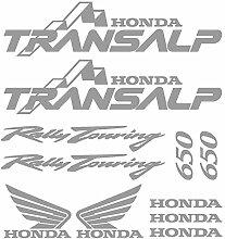 Aufkleber Sticker Honda Transalp 650Ref: