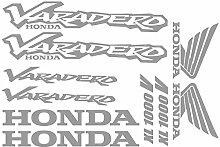 Aufkleber Sticker Honda Varadero XL 1000V Ref: