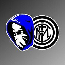 Aufkleber - Sticker Inter Internazionale serie A