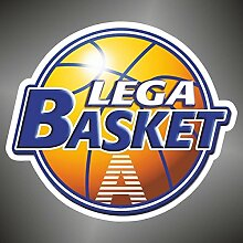 Aufkleber - Sticker Lega Basket A sticker