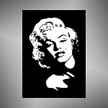 Aufkleber - Sticker Marilyn Monroe sticker