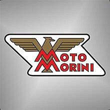 Aufkleber - Sticker Moto Morini Moto GP Superbike Motorcycle Sticker