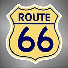 Aufkleber - Sticker ROUTE 66 sticker