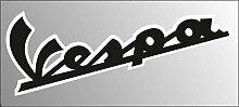 Aufkleber - Sticker Vespa motocross moto gp