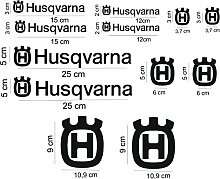 Aufkleber wählbar Adhesivo Sticker Husqvarna
