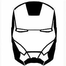 Aufkleber wählbar Adhesivo Sticker Ironman Iron