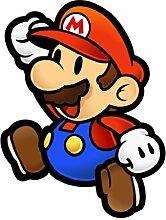 Aufkleber wählbar Adhesivo Sticker Super Mario 9cm Aufkleber Autocollan