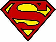 Aufkleber wählbar Adhesivo Sticker Superman 8cm