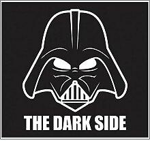Aufkleber wählbar Adhesivo Sticker The Dark Side