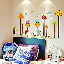 Aufkleber Wand Kinderzimmer selbstklebende