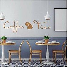 Aufkleber Wandsticker Wandaufklebercafe Küche