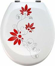 Aufkleber WC Toiletten Deckel St02 für Pressalit