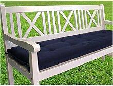 Auflage für Gartenbank 150 cm (Blau)