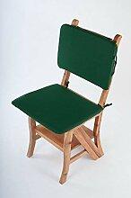 Auflagenset Gartenstuhlauflage Sitzkissen