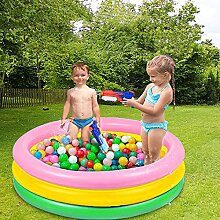 Auflosung Aufblasbares Kinderbecken, Pool für