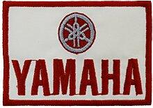 Aufnäher Patch Yamaha Sponsor Motoren Motorrad