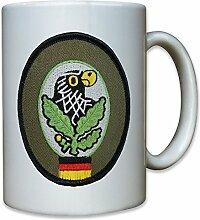 Aufnäher Scharfschützenabzeichen Sniper Präzision BW Bundeswehr Andenken DZE - Tasse Kaffee Becher #10950