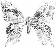 Aufora Deko-Skulptur Schmetterling, 14 cm,