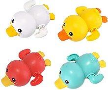 Aufziehbare Ente, Wasserspielzeug,
