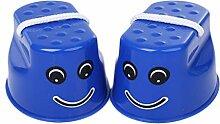 Auplew Topfstelzen Kinder 1 para Stelzen Balance