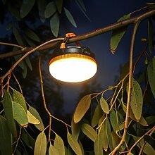 Auraglow Super Bright Batterie betrieben Garten im