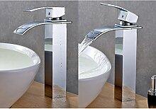 Auralum® 1er Top Chrom Wasserhahn Küchenarmatur