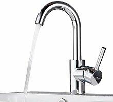 Auralum 360° Drehbar Wasserhahn für Küche und