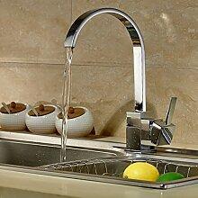 Auralum®360° Niederdruck Wasserhahn mit Groß C