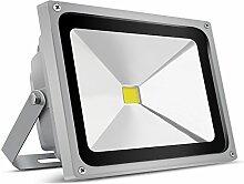 Auralum® 50W LED Fluter Außenstrahler
