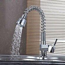 Auralum Armatur Küche Wasserhahn 360°drehbare
