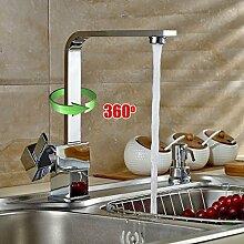 Auralum® Design 360° Schwenkbar Einhebel